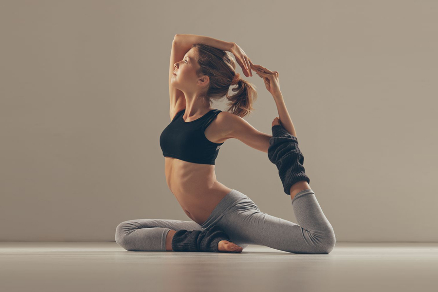 10 Yoga Poses to Relieve Anxiety - Aysegul Yoga