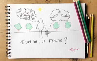 Mind Full or Mindful ?